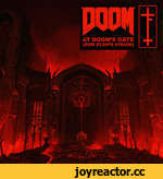 """GÖR FLSH'S VISION OF THE CLASSIC DOOM SONG """"AT DOOM'S GATE (E1M1)"""" IS AVAILABLE NOW IN MP3 AND WAD FORMAT. WATCH GAMEPLAY WITH THE WAD HERE: https://youtu.be/9Uc2oVL7Igg DOWNLOAD THE WAD HERE: http://www.mediafire.com/file/ro6ewaoch7lg6sg/E1M1_GOR_FLSH.wad/file ORIGINAL SONG BY BOBBY PRINCE O"""