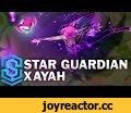 Star Guardian Xayah Skin Spotlight - Pre-Release - League of Legends,Gaming,Star Guardian Xayah,Skin Spotlight,Xayah,Star Guardian,gameplay,preview,League of Legends,Xayah Champion Spotlight,Star Guardian Xayah Skin Spotlight,Star Guardian Xayah Skin,SkinSpotlights Star Guardian Xayah,Star Guardian