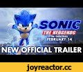 Sonic The Hedgehog (2020) - New Official Trailer - Paramount Pictures,Film & Animation,sonic the hedgehog,sonic movie,new sonic movie trailer,new family movie,sonicmovie,new sonic trailer,james marsden,jim carrey,ben schwartz,Sonic The Hedgehog is speeding to theatres for a big screen adventure for