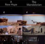 А New Hope OPЯП ■Л 1 ъ TW I The Mandalorian