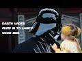 Darth Vader Learns the Power of the Lane Side,People & Blogs,Star Wars,Darth Vader (Film Character),Anakin Skywalker,Padme,Amidala,AOTC,Disney's Hollywood Studios (Amusement Park),Walt Disney World (Tourist Attraction),Meet and Greet,Ferdalump,Cosplay,Costume,Star Wars Costume,Dark Side,Sith