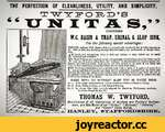 THE PERFECTION OF CLEANLINESS, UTILITY, AND SIMPLICITY. W.C. BASIN & TRAP, URINAL & SLOP SINK, Has the following special advantages: TTNLIKE ordinary W.C. Basins, it is not enclosed with woodwork, but is fully exposed, so U that no filth, nor anything causing offensive smells, can accumulate or