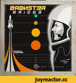Album Made In Space by Bronster Bridge