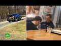 Прилетевшего в Ригу Навального встретили на машине с дипномерами США,News & Politics,Латвия,Навальный,оппозиция,Алексей Навальный,Рига,США,Путешествие Алексея Навального бурно обсуждают в социальных сетях. Он вообще любит заграничные поездки, а на этот раз нужно было слетать в Ригу. Навальный - чело