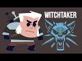 HELLTAKER + WITCHER,Film & Animation,helltaker,witcher,geralt,yennefer of vengerberg,triss merigold,helltaker game,hell taker game,hell taker gameplay,