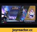 K/DA ALL OUT: Comeback | Official Event Teaser - Riot Games,Gaming,Riot Games,Riot,League of Legends,League,LoL,MOBA,Kda,all out,ahri,akali,evelynn,kaisa,seraphine,sera,eve,skins,skins teaser,skins trailer,official,music,riot games,legends of runeterra,lor,tft,teamfight tactics,league of