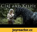 Ciri and Kelpie - The Witcher 3 cosplay,Howto & Style,cirilla,ciri,witcher,kelpie,horse,cosplay,Цири,косплей,русский косплей,ведьмак,Цирилла,cdprojectred,witcher 3 wild hunt,zireael,ласточка,cirilla fiona ellen riannon,costume,#witcher #ciri #cosplay This is a fan-made video of my Ciri cosplay insp