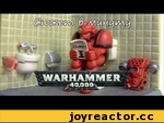 Warhammer 40000 - Сюжет в минуту,Games,,Основа сюжета Warhammer 40k за примерно одну минуту Если хотите продолжения переводов - ставте лайки  Original Video: http://www.youtube.com/watch?v=-MeVxKZBOfM&feature=player_embedded
