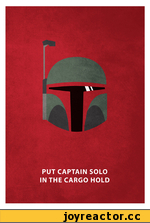 PUT CAPTAIN SOLO IN THE CARGO HOLD