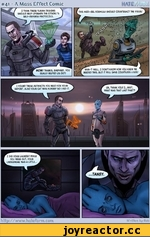 #41 - A. Mass Effect Comic