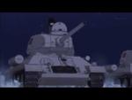 Песня Катюша в аниме,Film,,аниме Girls und Panzer
