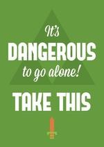 т DANGEROUS to yo ohm! TAKE THIS
