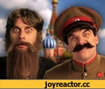 Rasputin vs Stalin.  Epic Rap Battles of History Season 2 finale.,Entertainment,,Download this song: http://bit.ly/10uvUs2 Tweet this Vid-ee-oh! http://clicktotweet.com/fV52H  Check out the FREE ERB App: iPhone - http://bit.ly/16mGnFo  iPad - http://bit.ly/YoskYG  Android - http://bit.ly/Zg86CK