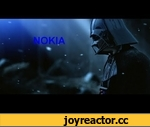 NOKIA  Darth Vader  spoof , parody ,  Star wars,Comedy,,Nokia 6230i Darth Vader  parody   , star wars episode 7 ,