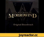 Morrowind- Call of Magic/Nerevar Rising,Entertainment,,from the videogame morrowind this is the main title theme