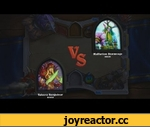Hearthstone: Heroes of Warcraft - Rogue vs. Druid,Games,,Enjoy this Hearthstone fireside duel: Rogue vs. Druid. Sign up for the beta at http://PlayHearthstone.com?utm_source=external-YouTube&utm_medium=Posting&utm_campaign=Hearthstone_Beta&utm_content=06-06-2013_005  Blizzard Entertainment's