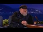 Джордж Мартин у Конана - Мне нравится заставлять зрителей бояться.,Comedy,,Джордж Мартин объясняет, почему он так любит вырезать центральных персонажей в Game of Thrones.  Перевод паблика Video Games Pride: ***vk.com/vgpride  Специально для паблика Game of Thrones:  *** http://vk.com/game_of_thrones