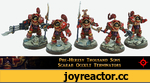 I Pre-Hei Scarab resy Thousand Sons Occult Terminators
