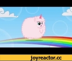 "Fluffle Puff Tales: ""PFUDOR"",Film,,It's happening. http://askflufflepuff.tumblr.com/ https://twitter.com/fluffle_puff http://fluffytown.tumblr.com/  One of the greatest songs ever made.  ""Pink Fluffy Unicorns Dancing On Rainbows"" http://www.youtube.com/watch?v=eWM2joNb9NE By: Andrew Huang"