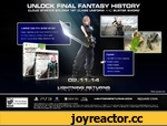 UNLOCK FINAL FANTASY HISTORY