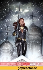 BLACK WIDOW: DEADLY ORIGIN #2	MARVEL	АШ