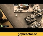 Imperial Guard vs Tau Warhammer 40k Battle Report - Beat The Cooler Ep 84,Games,,To watch the Tau vs Tau Battle Report, go here: http://tinyurl.com/kto9oxu  Owen and Spencer fight it out in a ruined city as Imperial Guard tanks duke it out with the new Tau Riptides!