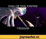 Fall of the Empire - Trailer,Film,,Follow our Tumblr and Facebook to keep up with updates! http://sillyfillystudios.com/ https://www.facebook.com/SillyFillyStudios 'Fall of the Empire' is an action drama showcasing what really could have happened during Sombra's downfall 1000 years ago, implying