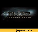 "Thor: The Dark World Official Trailer HD,Film,,Thor, the Mighty Avenger, returns to the big screen in Marvel's ""Thor: The Dark World"" on November 8, and here is the official trailer, presented first on YouTube for Geek Week! See Thor, Loki, Jane Foster, Malekith and more in this epic trailer for"