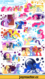 MLP COMPILATION — gD BY CTB-Î6