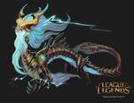 , LEAGUE-; Legends Превью раннего концепта