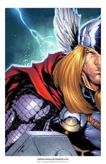adelsocorona.deviantart.com Thor copyright/TM Marvel Characters, INC.