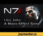Like John: A Mass Effect Song (Game Parody),Shows,,GET MP3 ON ITUNES, AMAZON! iTunes: http://bit.ly/REiTunesMassEffect Amazon: http://bit.ly/REAmazonMassEffect Also available on Spotify & Google Play  Renegade Shepard's really not that bad a guy...  (The 9th song in Random Encounters' musical
