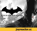 """Batman: Arkham Origins -- Deathstroke Trailer,Games,,Warner Bros. Interactive Entertainment today released an action-packed video for Batman™: Arkham Origins featuring gameplay from the playable Deathstroke challenge pack, including a sneak peak at the """"100-to-1"""" gameplay mode.   Developer: WB Ga"""