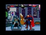 Superman Vs Batman in DC VS Marvel M.U.G.E.N Mod,Games,,